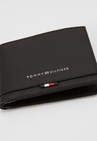 Tommy Hilfiger - BUSINESS MINI WALLET - Plånbok - black - 2