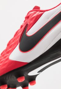 Nike Performance - TIEMPO LEGEND 8 CLUB FG/MG - Moulded stud football boots - laser crimson/black/white - 5