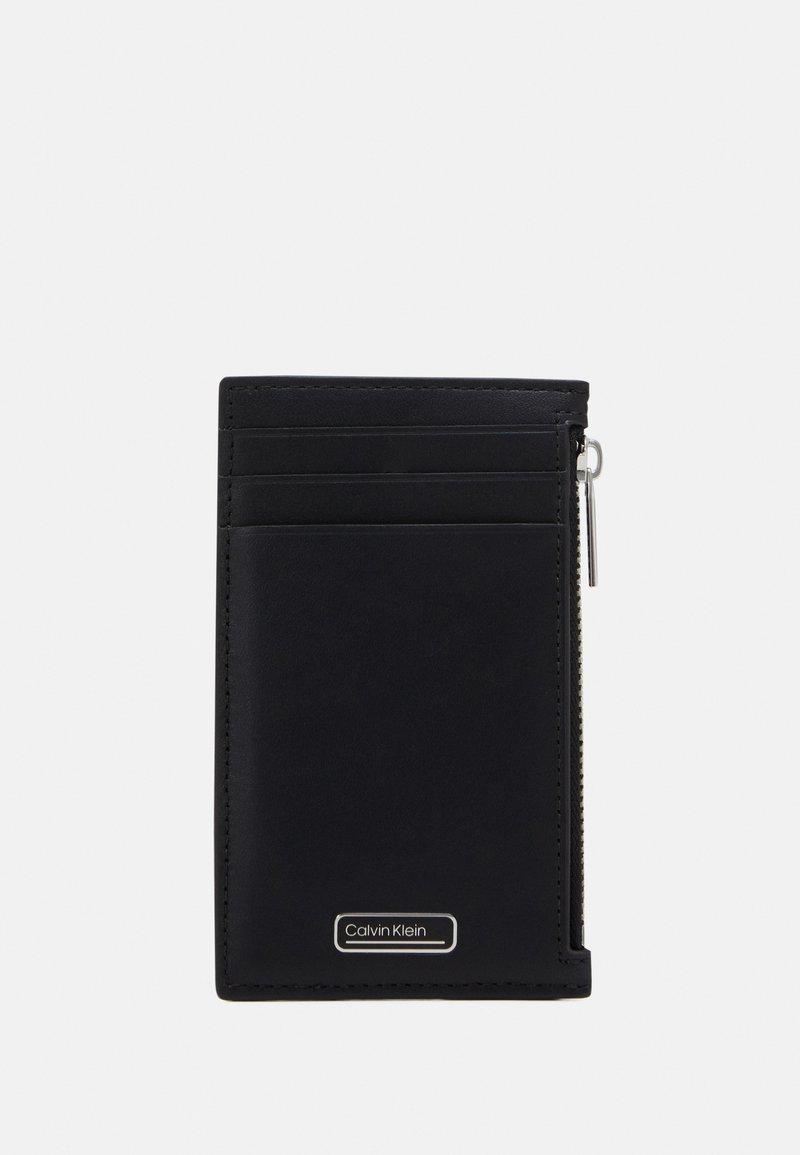 Calvin Klein - CARDHOLDER - Wallet - black