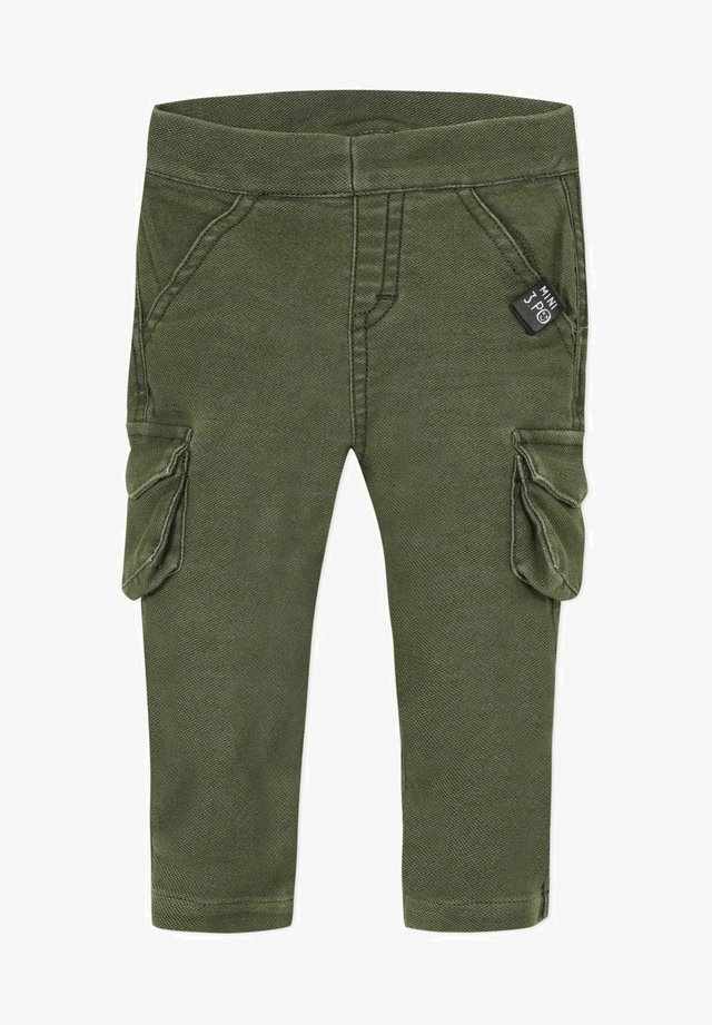 Jeans slim fit - kaki green