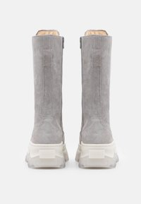 Bronx - JAXSTAR - Platform boots - ice grey - 3