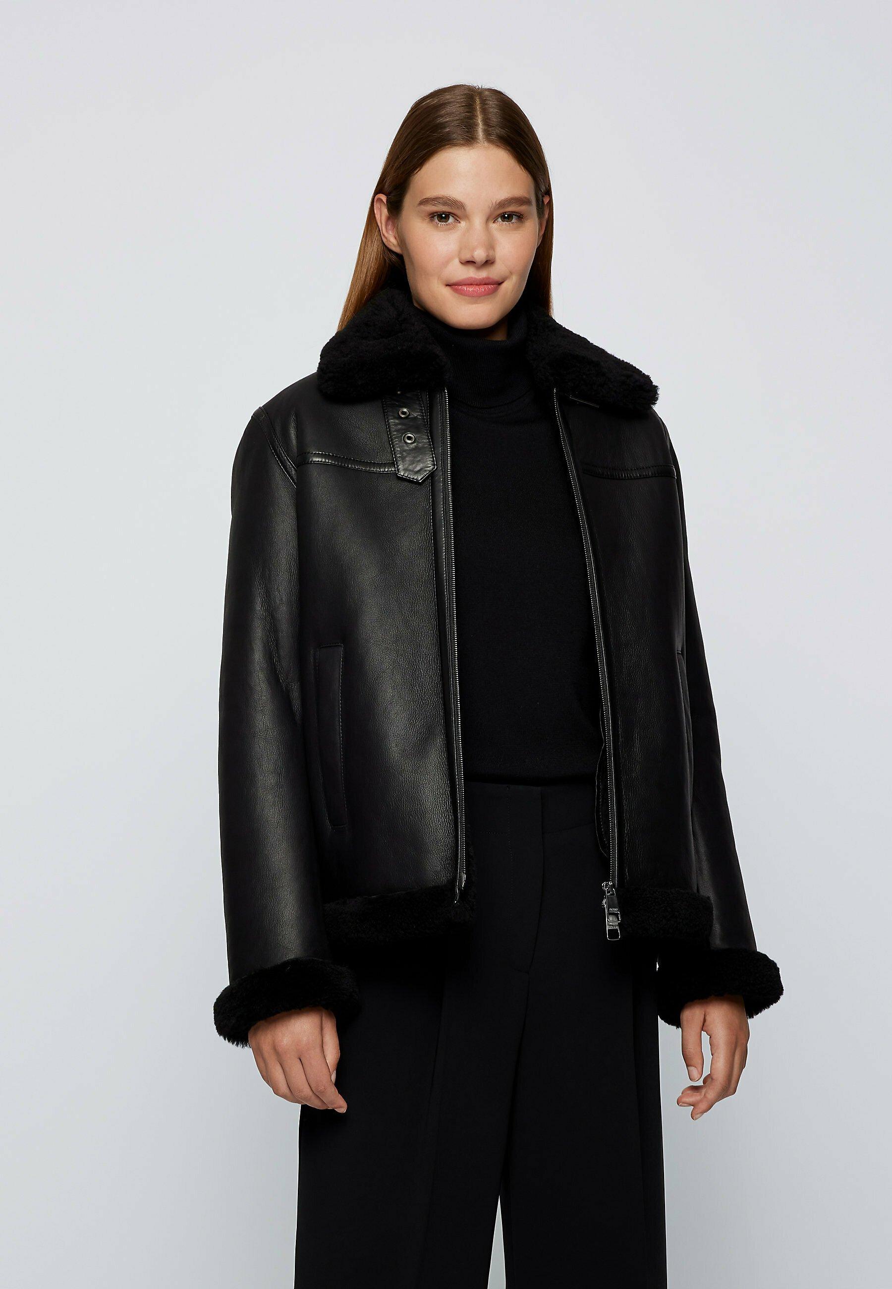 Women SAVAA - Leather jacket