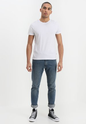 TEE 2 PACK - T-shirt - bas - white