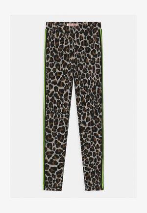 SARLISE LEO  - Leggings - Trousers - multicolor brown