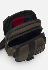 HUGO - CUBIZA MINI - Across body bag - dark green - 3
