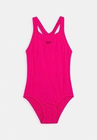 Speedo - ESSENTIAL ENDURANCE MEDALIST - Swimsuit - electric pink - 0