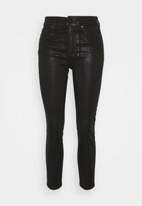 AllSaints - DAX JEAN - Jeans Skinny Fit - coated black - 0
