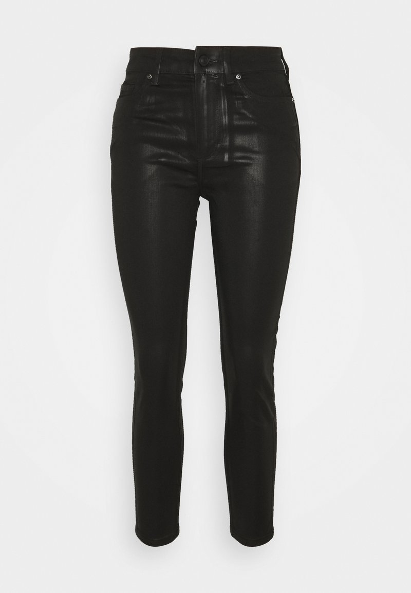 AllSaints - DAX JEAN - Jeans Skinny Fit - coated black