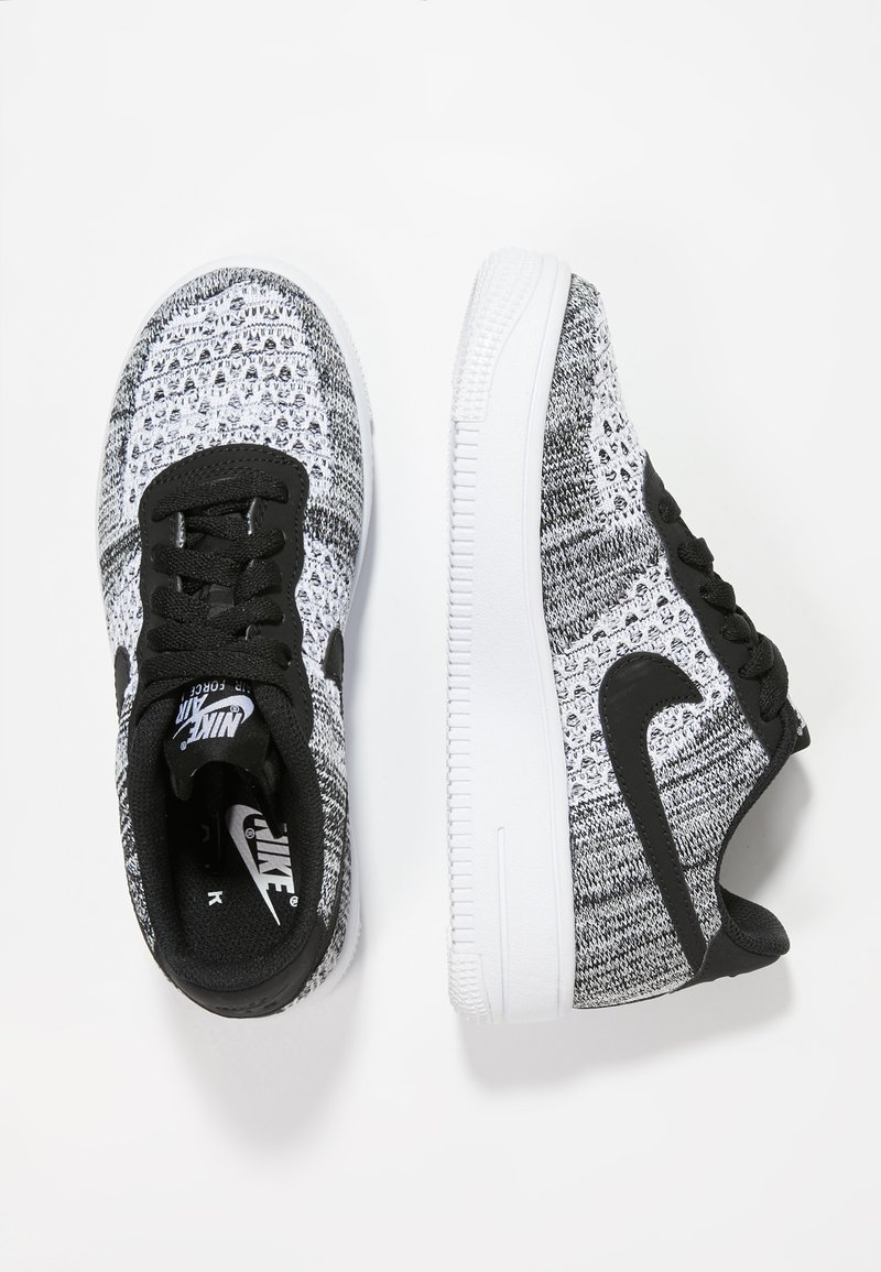 Nike Sportswear - AIR FORCE  - Sports shoes - black/pure platinum/white