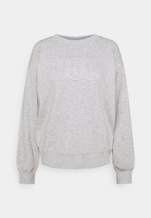 MEGHAN - Sweatshirt - seal heather