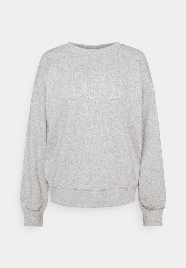 MEGHAN - Sweater - seal heather