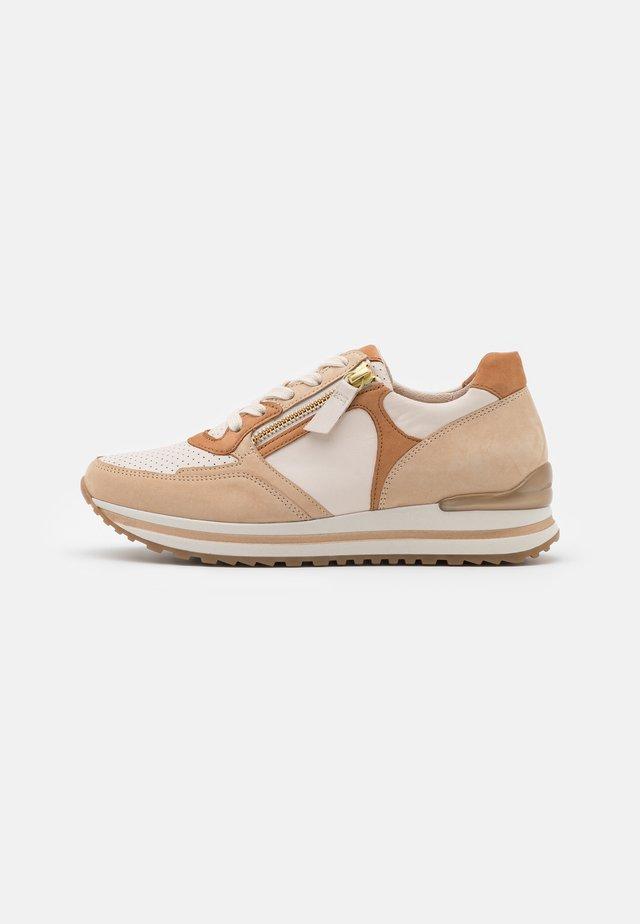 Sneakers basse - ivory/cara