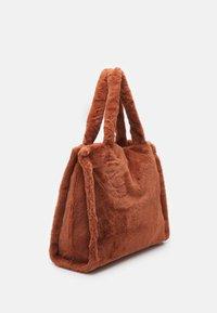 TWINSET - SOFT BAG - Handbag - tan powder - 1