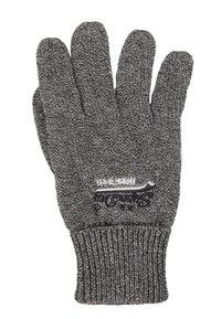 Superdry - ORANGE LABEL GLOVE - Gloves - basalt grey grit - 1