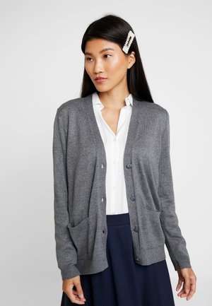 CARDIGAN - Cardigan - dark grey