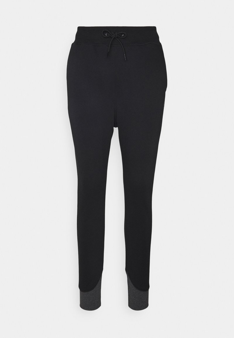 G-Star - PREMIUM CORE TAPERED PANT - Tracksuit bottoms - black