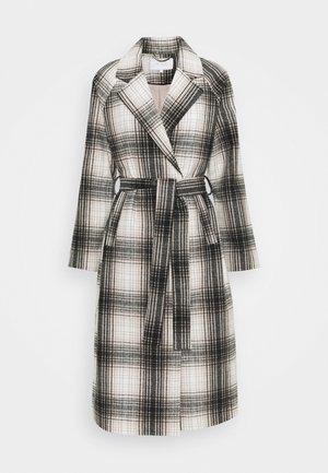 VILULUS COAT - Zimní kabát - simply taupe