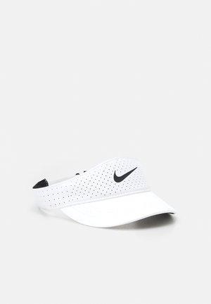 AERO VISOR - Cap - white/black