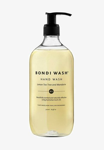 BONDI WASH HANDSEIFE HAND WASH LEMON TEA TREE & MANDARIN - Liquid soap - -