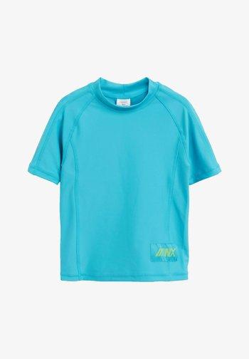 Rash vest - light blue