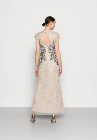 Adrianna Papell - BEADED LONG GOWN - Occasion wear - biscotti - 2