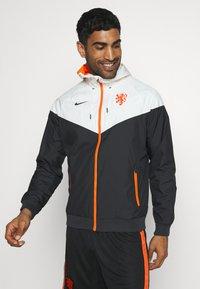 Nike Performance - NIEDERLANDE KNVB - National team wear - black/sail - 0
