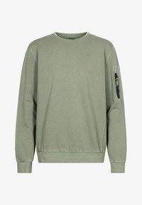 National Geographic - Sweatshirt - agave green - 2