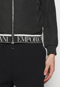 Emporio Armani - Light jacket - black - 7