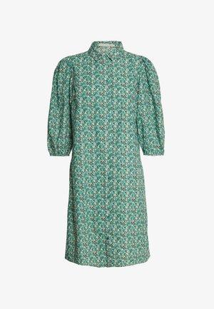 PCPERNILLE 3/4 DRESS TALL - Vestido camisero - multi coloured