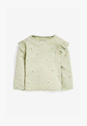 Blouse - light green