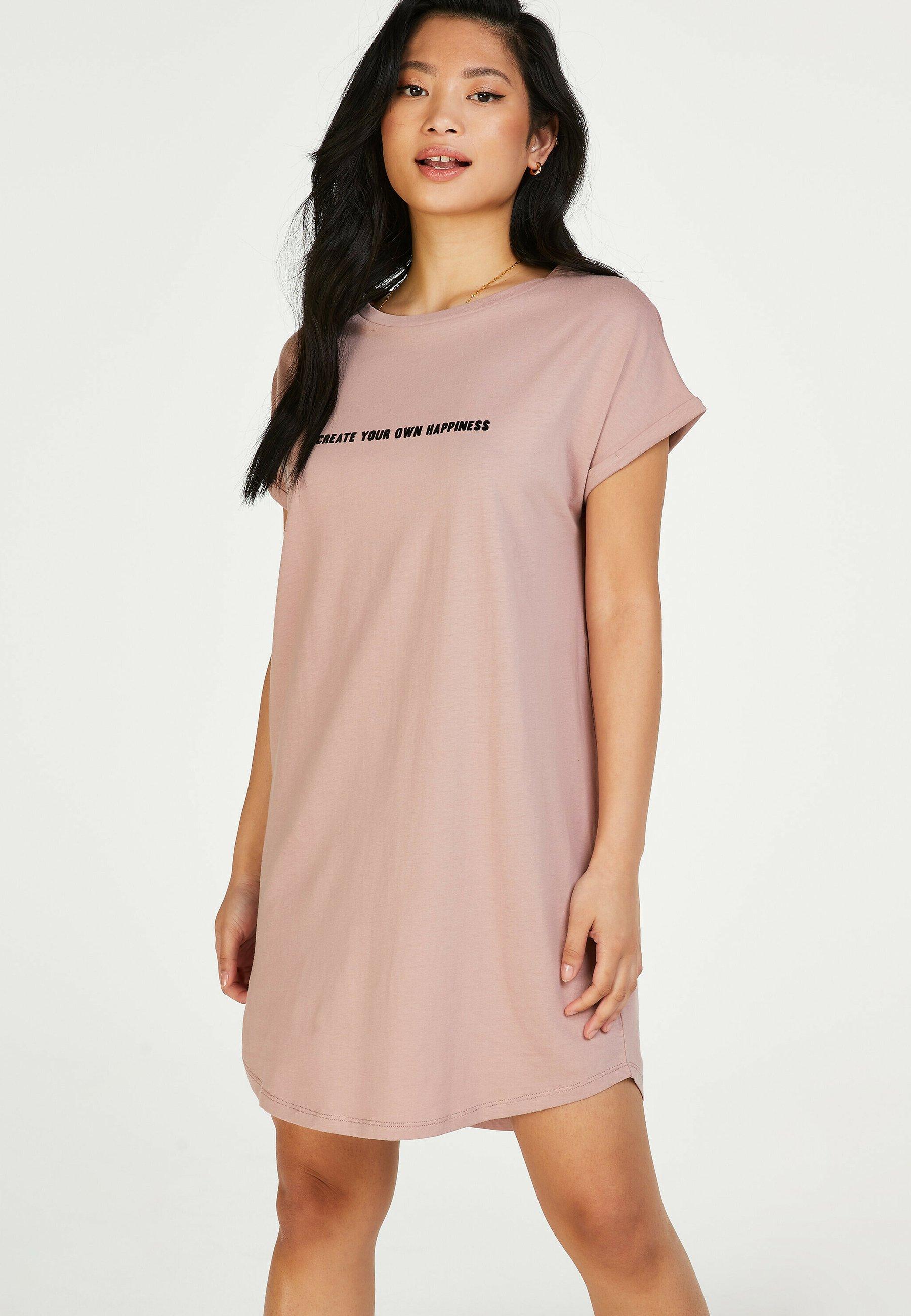 Damen RUNDHALSAUSSCHNITT - Nachthemd