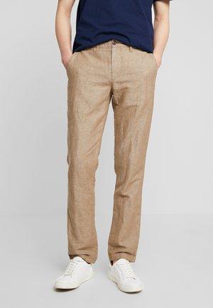 PANT - Bukser - sand khaki