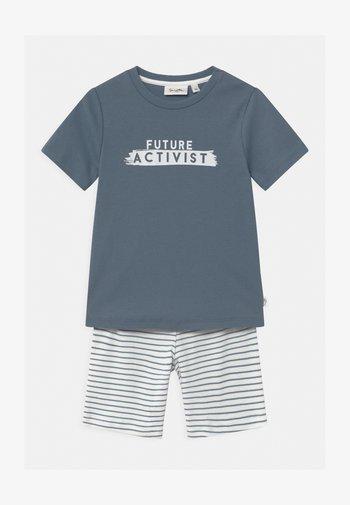 PURE MINI UNISEX - Pyjama set - faded blue
