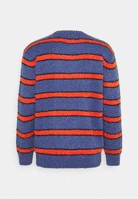 Obey Clothing - BISHOPS - Sweatshirt - purple mountain multi - 1