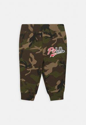 BOTTOMS-PANT - Pantalon classique - green
