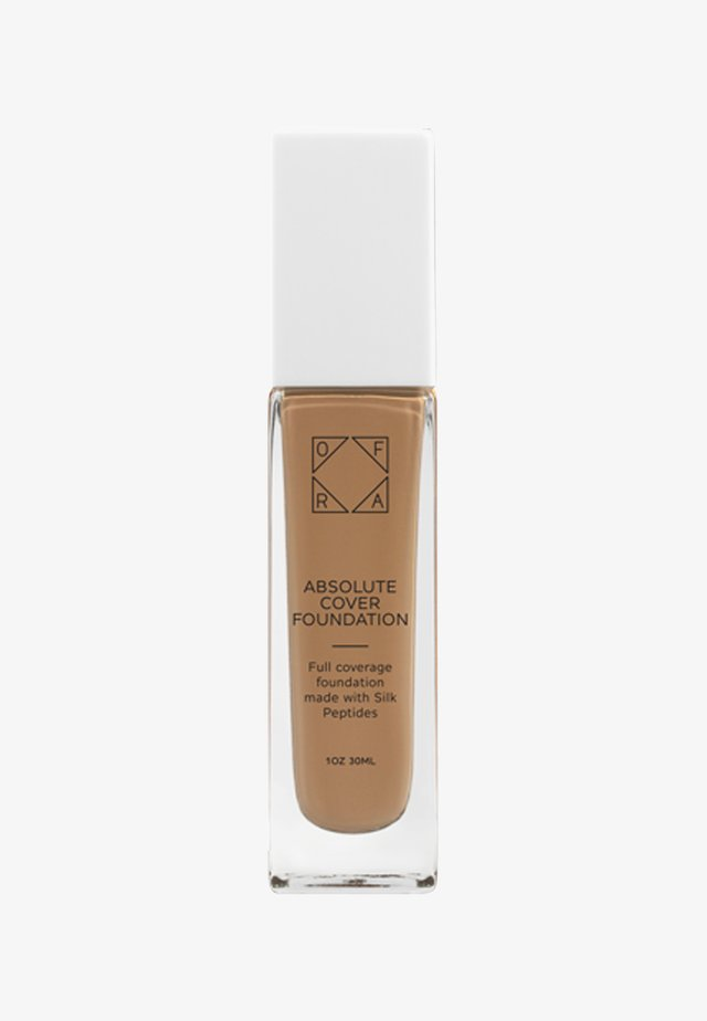 ABSOLUTE COVER SILK FOUNDATION - Foundation - 7.5