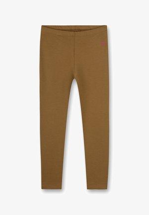 SANETTA PURE - Leggings - Trousers - brown