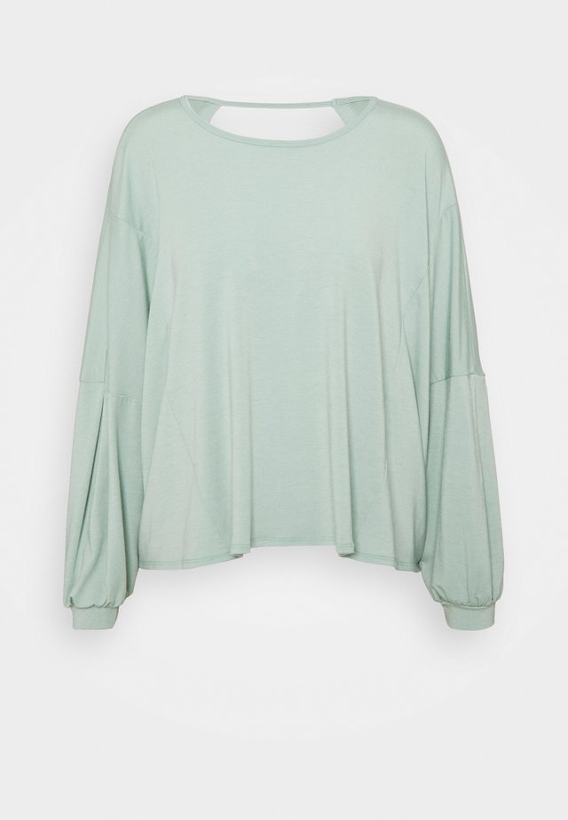 Camiseta de manga larga - glacier