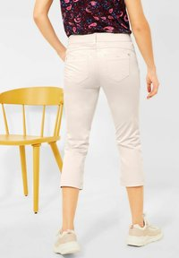 Street One - CASUAL FIT - Trousers - beige - 2