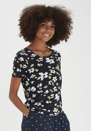 IHLISA - T-shirts print - black, print