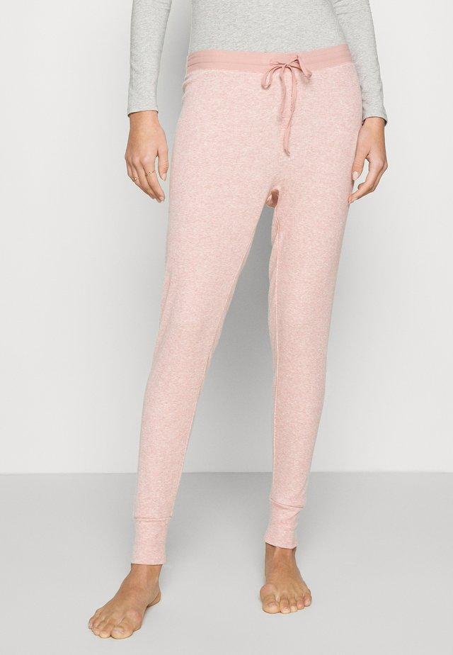 JOGGER - Pantaloni del pigiama - dusty pink