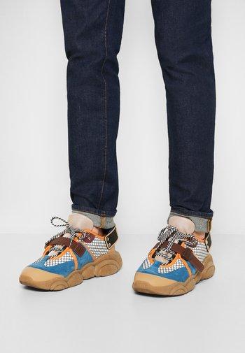 Sneakersy niskie - multicolor