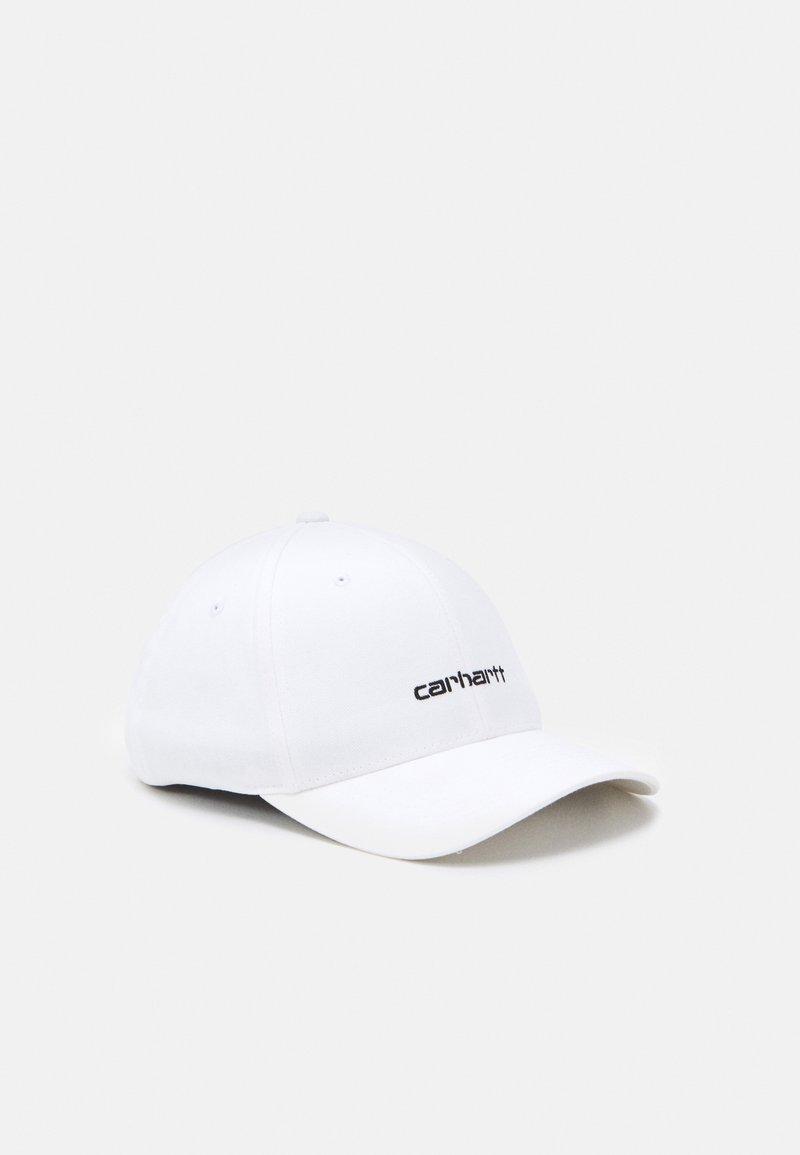 Carhartt WIP - SCRIPT UNISEX - Casquette - white/black