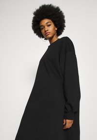 Weekday - PAYTON DRESS - Day dress - black