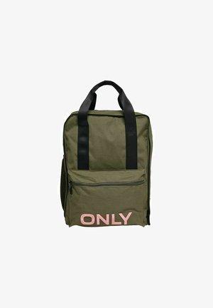 RUCKSACK LOGO - Backpack - kalamata