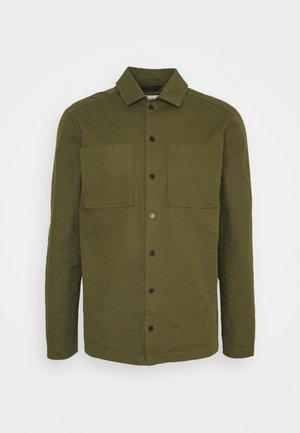 SCHMITT - Shirt - dark olive
