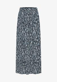 ICHI - Maxi skirt - total eclipse - 4