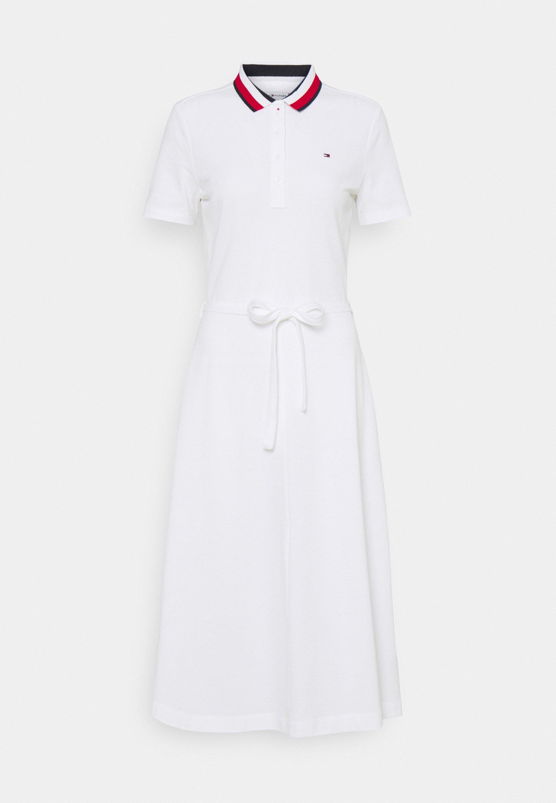 Mujer GLOBAL MIDI DRESS - Vestido camisero