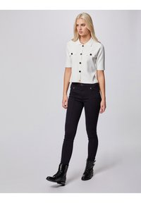 Morgan - Jeans Skinny Fit - dark blue - 1