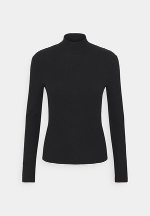 VMEFFIE HIGHNECK - Jumper - black